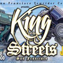 King of the Streets Lowrider Cruise
