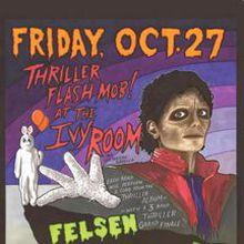 Thriller Flash Mob: Felsen, Otis McDonald, Negative Press Project