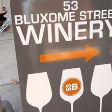 Bluxome Street Winery Hosts Block Party