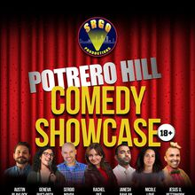 Potrero Hill Comedy Showcase
