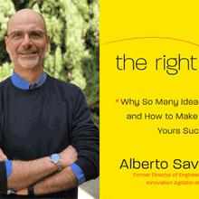 ALBERTO SAVOIA at Books Inc. Mountain View