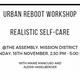 Realistic Self-Care Workshop