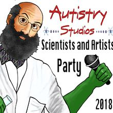 Autistry Scientists & Artists Party
