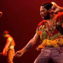 David Dorfman Dance: Prophets of Funk