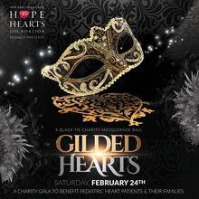 Fantastic Negrito at Gilded Hearts Charity Masquerade Ball
