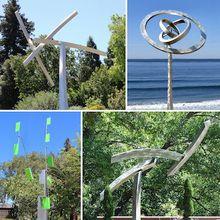 Kinetic Sculpture in 4 Movements: Kahn, Laudenslager, Pillow + Tyler