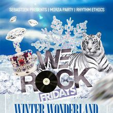 WE ROCK FRIDAYS WINTER WONDERLAND