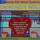 Community Well's 2nd Annual Fundraiser- One Year Done!