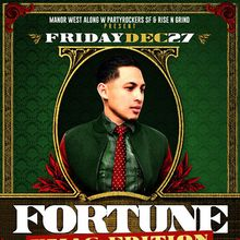 Fortune Fridays Xmas Edition feat. Romeo Reyes