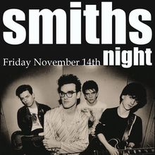 SMITHS NIGHT SF!!