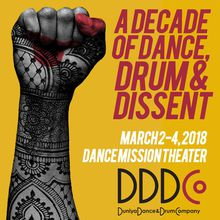 A Decade of Dance, Drum & Dissent