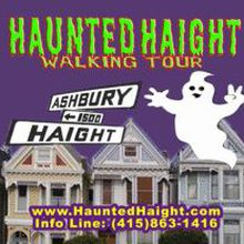 Haunted Haight Walking Tour