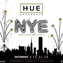 NYE 2017 Premium Hosted Open Bar