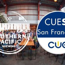 CUEbrew with CUE San Francisco!