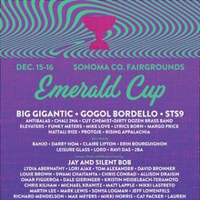 The Emerald Cup - the Academy Awards of the Cannabis Industry