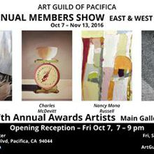 Art Guild of Pacifica 58th Annual Members Show