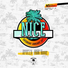 NICE (4th Saturdays)