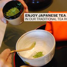 Japanese Tea at the Asian Art Museum