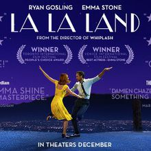 La La Land Film Night in Washington Square Park