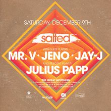 SALTED ft. Mr. V, Jeno, Jay-J & Julius Papp