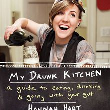 My Drunk Kitchen with HANNAH HART at Books Inc. Opera Plaza