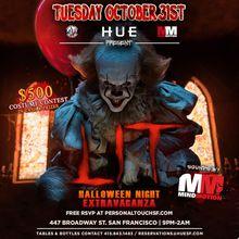 LIT Halloween Night Extravaganza w/ DJ Mind Motion + $500 Costume Contest