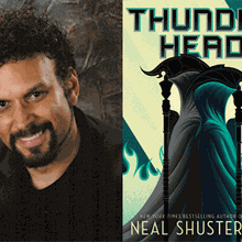 NYMBC Presents NEAL SHUSTERMAN at Opera Plaza