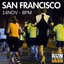 Run in the Dark San Francisco 5K and 10K Option