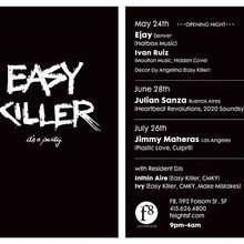 Easy Killer, It's a Party: Julian Sanza