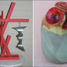 """""""Ingenuity"""" A Juried Sculpture and Fine Crafts Exhibition"""