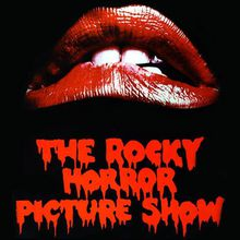 The Rocky Horror Picture Show with movie and LIVE cast!