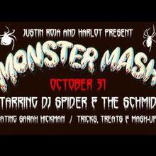 MONSTER MASH featuring DJ SPIDER