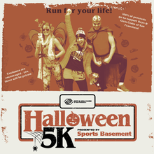 Halloween 5k, presented by Sports Basement