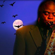 Maceo Parker's Halloween Party! Concert & Costume Contest