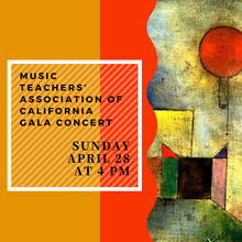 Music Teachers' Association of California Gala Concert