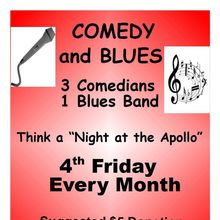 Comedy and Blues
