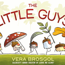 Storytime with VERA BROSGOL at Books Inc. Campbell