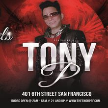 LEVELS Friday Night Afterhours feat. Tony P