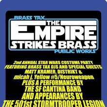 Brass Tax: May The Fourth Be With You