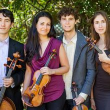 Sundays @ Four: Chamber Music Society of San Francisco