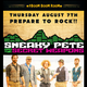 **SNEAKY PETE & the SECRET WEAPONS** [& TIM MARCONETT GROUP]