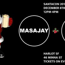 Harlot and Masajay Presents: A SantaCon Banger