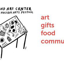 Richmond Art Center's 55th Annual Holiday Arts Festival