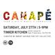 Canapé!: Food x Art x Music x Community