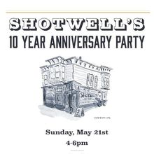 10 Year Anniversary Party - Buy a pint, get a taco