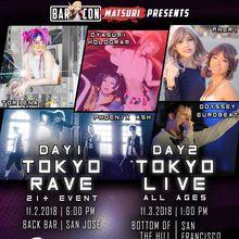 BAR Con Matsuri: TOKYO RAVE