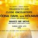 Permission to Land: Close Encounters ft. Öona Dahl B2B Hólmar