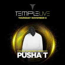 Temple Live feat. Pusha T