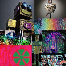 """Acid & Robots"""