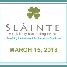 HFDH Presents Sláinte, A Celebrity Bartending Event